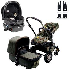 Bugaboo Cameleon3 Complete Stroller  Diesel Camouflage w Peg Perego Primo Viaggio 435 Car Seat Licorice ** Check out this great product.-It is an affiliate link to Amazon. #BabyCarrier