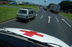 Reportan accidente de tránsito en San Francisco de Dos Ríos