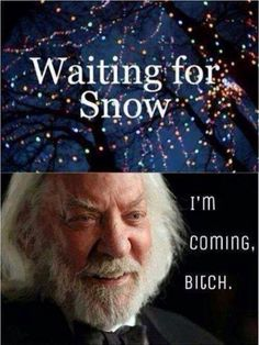 Lol haha funny pics / pictures / Hunger Games Humor / President Snow