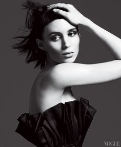 Rooney Mara - Vogue Cover