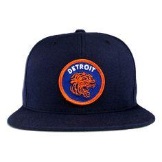 Detroit Tiger Snapback Hat