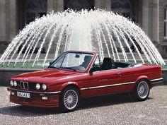 Alpina C2 2.7 cabriolet 1986-1987 - photo Alpina