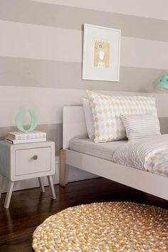 Stripes, Diamonds, Spots - Kids' Bedroom Ideas - Childrens Room, Furniture…