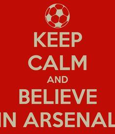 I Believe in Arsenal