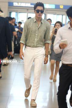 Korean Airport Fashion lee min ho #leeminho