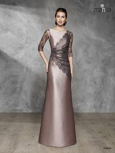 Fashion Tips For Women Over 60 Stylish Dresses, Elegant Dresses, Fashion Dresses, Lace Dresses, Godmother Dress, Cocktail Vestidos, Dress Brokat, Mother Of Groom Dresses, Bridesmaid Dresses