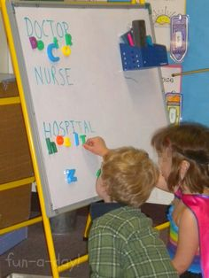 Centers In Preschool {an Introduction