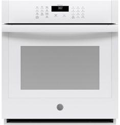 GE® 27 Smart Built-In Single Wall Oven - JKS3000DNWW Single Wall Oven, Electric Wall Oven, Appliance Packages, Cool Kitchens, Kitchen Appliances, Diy Kitchen Appliances, Home Appliances, Kitchen Gadgets