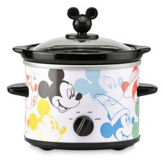 Product Image of Mickey Mouse 90th Anniversary Slow Cooker - 2 Quart # 1