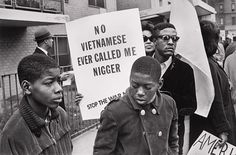 """Dr Martin Luther King, in 1967, was the first leader to come out against the Vietnam War. Muhammad Ali popularized it best when he refused to be drafted, sentenced to five years in prison and was stripped of his world boxing championship: """"No Viet Cong ever called me Nigger!"""""""