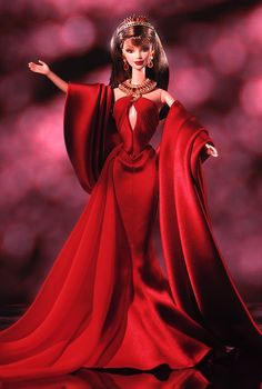 Countess of Rubies™ Barbie® Doll (Royal Jewels Collection™)