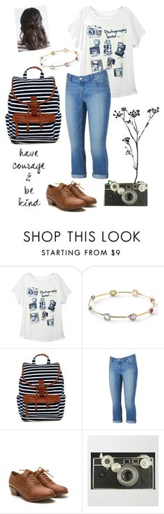 """Photography Lover"" by tori1121 ❤ liked on Polyvore featuring Disney, Ippolita, Madden Girl and Jennifer Lopez"