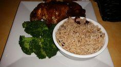 Reef jerk chicken at #reef #Caribbean #restaurant #lounge #philly