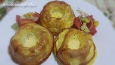 Tortini salati light, con prosciutto e ricotta (125 calorie l'uno) | LeRicetteSuperLightDiGiovi