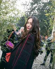 Krystal at Tod's Event for Milan Fashion Week Krystal Fx, Jessica & Krystal, Jessica Jung, K Pop, Krystal Jung Fashion, K Drama, Oppa Gangnam Style, Victoria, The Most Beautiful Girl