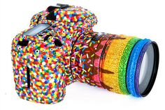 Candy Covered DSLR