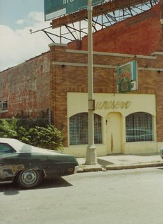 Original Sun Recording Studio on 706 Marshall St. The Beatles and the Rolling Stones both say that without Sam Phillips and his studio they wouldn't be where they are today. Rock-n-Roll became popular right behind the studio doors. And Elvis was the spark that lit the fire! Also, Johnny Cash, Charlie Rich, Jerry Lee Lewis, and a whole lot of other performers have gotten their start from Sam Phillips.
