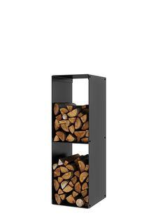 Rais - Wood rack. £297 @ Robeys.co.uk  H-W-D 98 x 31 x 36