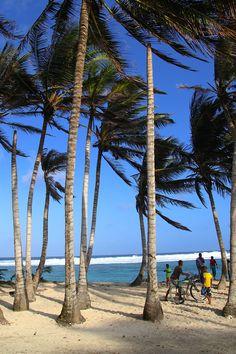 Playas de San Luis - San Andrés Islas, Colombia http://www.sanandresislas.com.co/playas-san-luis-san-andres