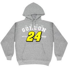 Jeff Gordon #24 Name/Number Rush Hoodie