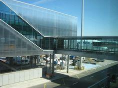 Aeropuerto Charles de Gaulle Terminal aérea