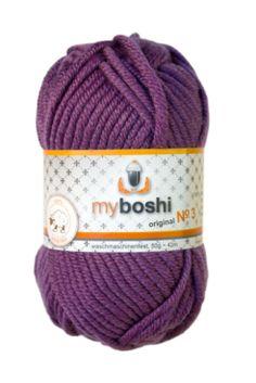 Myboshi No.3 364 brombeere 100% Merinowolle 4,95 €