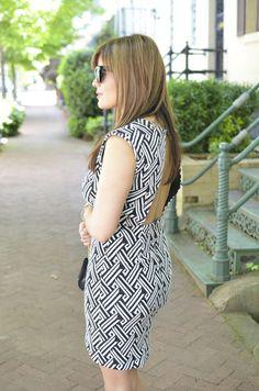 #urbanoutfitters open back dress