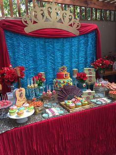 Elena of Avalor Birthday Party Ideas   Photo 1 of 19