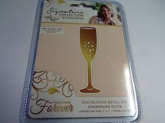 Champagne Flute Die