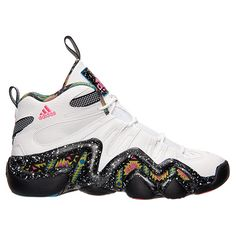 new photos 2eedb c1388 adidas Crazy 8 Basketball Shoes Retro Basketball Shoes, Basketball  Equipment, Basketball Socks, Crazy