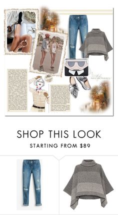 """""""Осень!"""" by mucha87 ❤ liked on Polyvore featuring White House Black Market, Piazza Sempione, Loeffler Randall, Karl Lagerfeld, GE and Garance Doré"""