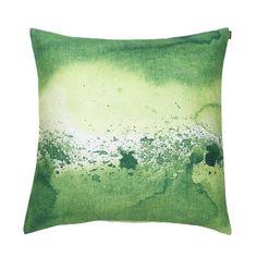 Marimekko Luovi cushion - Green