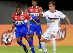 Blog Esportivo do Suíço:  Bahia bate o Jacobina e conquista o primeiro triunfo da temporada