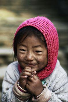 Gandtruk, 1960m, Nepal.