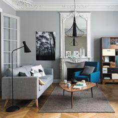 Un appartement très parisien | The Blog Déco