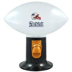 0e8460266 NFL New England Patriots Football Snack Dispenser by Topperscot.  10.68.  NFL New England Patriots