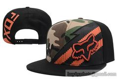Fox Snapback Camo|only US$20.00 - follow me to pick up couopons.