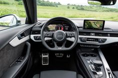Audi S5 Coupé 2016 Interieur | audi | Pinterest | Audi s5, Cars and ...