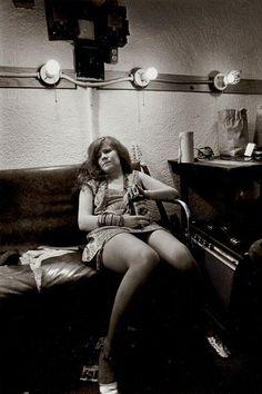 Janis Joplin, 1968.