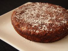 Feijoa Coconut cake (recipie is gluten, dairy and paleo free but I'm sure it can be modified).