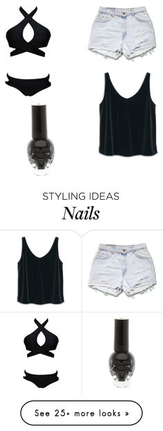 """Beach Day With Bae!"" by jibril on Polyvore featuring MANGO"