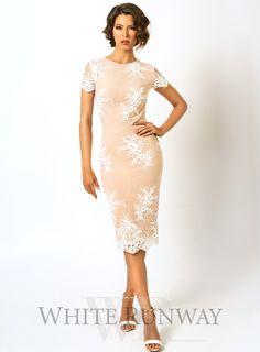 Laura Lace Dress by Giselle & Sophia