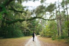 This might be the perfect setting for a rustic portrait session with the bride and groom after (or before) the ceremony.