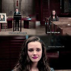 Goodbye in 13 Reasons Why Tv Series 2017, Series Movies, Movies And Tv Shows, Netflix Series, Best Series, Movies Showing, 13 Reasons Why Reasons, Thirteen Reasons Why, A Series Of Unfortunate Events