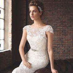 lusan mandongus bridal 2016 beautiful wedding dresses close up ankaa 300