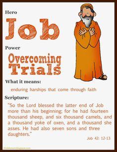 Scripture Heroes: Job