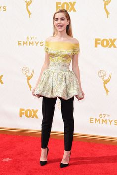 19 up-and-coming style icons that are all still teenagers: Kiernan Shipka
