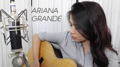 Ariana Grande Dangerous Woman Cover Annie Pattison