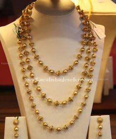 3 Step South Sea Pearls Mala