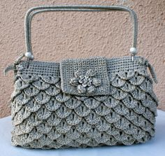 borsa uncinetto  crochet bag bolsa croche